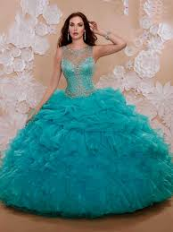 fifteen dresses quinceanera dresses turquoise and gold naf dresses