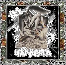 gangsta bugs bunny picture 91526652 blingee