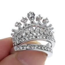 crown wedding rings wedding rings for beautiful women crown wedding rings
