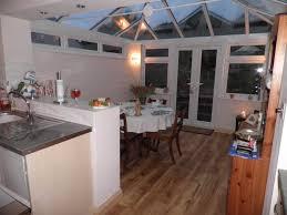 kitchen conservatory ideas kitchen makeovers adding conservatory to house parish