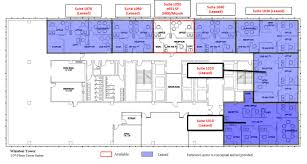 Skyscraper Floor Plan by Winston Tower Commercial Realty Advisors