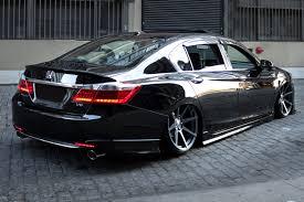 2013 honda accord custom velgen vmb8 wheels matte gunmetal rims