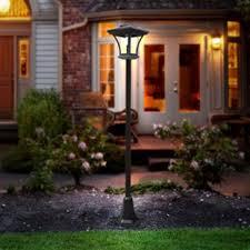 solar outdoor house lights solar outdoor post lights wayfair