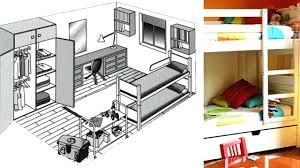 comment amenager une chambre pour 2 amenagement chambre pour 2 ado quel plan pour une chambre denfant
