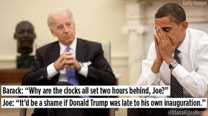 hilarious memes imagine joe biden pranking incoming president