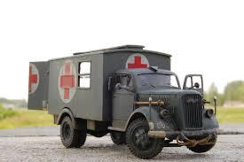 opel blitz interior esci italeri 1 72 opel blitz ambulance 8035 7055 the airfix