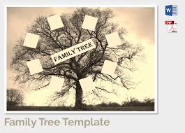 beautiful family tree template londa britishcollege co