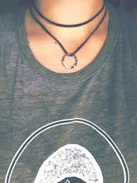 black double choker necklace images 190 best chockers images my style bracelet and ideas jpg