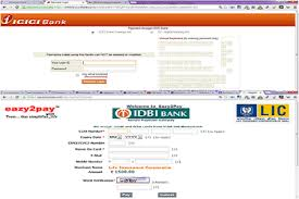 Hdfc Credit Card Payment Bill Desk Lic Pay Direct Payment Online Without Registration