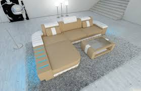 design sofa boston led l shaped