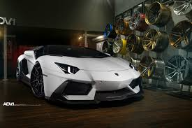 modified lamborghini face melting lamborghini aventador fabspeed motorsport adv 1