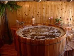 Alternative Bathtubs Cedar Tub Way Less Ugly Than The Alternative Interiors