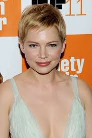 goodlooking men with cropped hair michelle williams straight men don t like short hair stylecaster