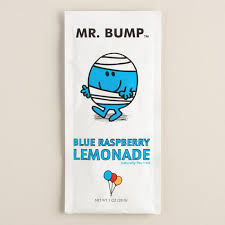 bump blue raspberry lemonade packet market