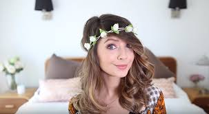 hairstyles zoella celebrity ombr hairstyles steal her style