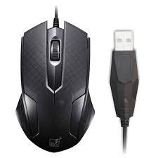 souris bureau 1200 dpi 1 2 m usb filaire souris noir ergonomie 3 boutons de jeu