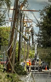 Duke Energy Outage Map Florida by Power Restoration Begins In Polk News The Ledger Lakeland Fl