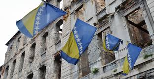 Flag Of Bosnia Bosnia And Herzegovina 2015 U2013 Christopher Wagner