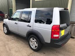 silver land rover discovery currently breaking 2006 land rover discovery 3 2 7 tdv6 s