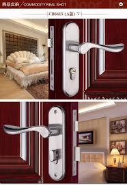 popular door lock brands buy cheap door lock brands lots from door hardware china famous brand furniture lock high quality stainless steel hotel home door lock modern