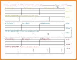 printable homeschool lesson plan template homeschool lesson plan template excel tire driveeasy co
