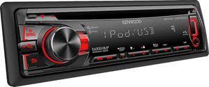 kenwood kdc 252u cd receiver at crutchfield com