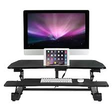 standing desk sit stand desk u0026 stand up desk staples