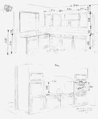 largeur cuisine largeur meuble cuisine best of taille standard meuble cuisine taille