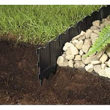 Steel Landscape Edging by Fresh Ideas Lawn Edging Material Metal Landscape Crafts Home