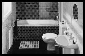 Black Bathroom Floor Tile Bathroom Floor Tile Ideas Black And White Http Www