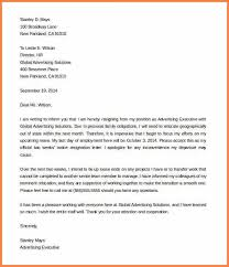 100 examples of resignation letters 2 weeks notice resignation