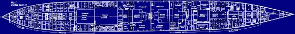 titanic floor plan all things titanic blueprints