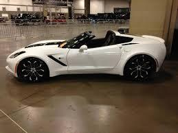 cheap corvette stingray for sale corvettes on ebay 2014 forgiato corvette stingray widebody in