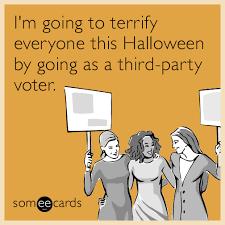 Republican Halloween Meme - funny politics memes ecards someecards