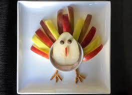 thanksgiving fruit recipes kids recipe turkey fruit u0026 yogurt snack for thanksgiving la