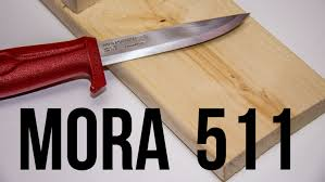 mora 511 craftline q review and mods best 10 knife ever youtube