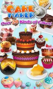 cake maker cake maker 2 cooking apk free casual for