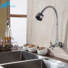 Kitchen Faucets Wall Mount Compare Prices On Kitchen Faucet Wall Mounted Online Shopping Buy