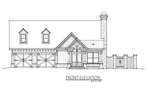 Small Single Story House Plans Small Single Story House Plan Fireside Cottage