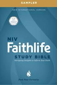 niv faithlife study bible sampler