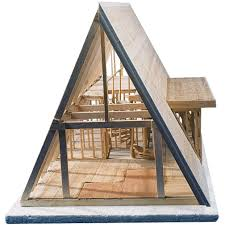 a frame houses a frame cabin kit 101 cabin kits cabin and house