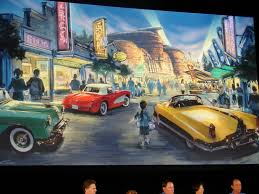 cars sarge and fillmore mouseplanet radiator springs reality at d23 by mark goldhaber
