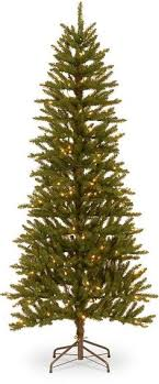 national tree company 3 ft tinsel artificial tree floor