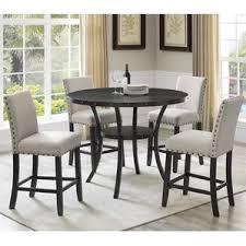 dining room sets espresso kitchen dining room sets you ll wayfair