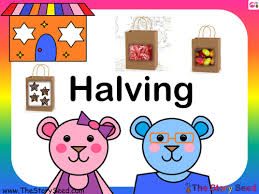 the story of halving for kids by oceanic dolphin teaching