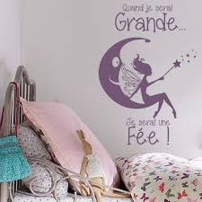 stickers chambre fille feerique 48 best stickers muraux chambre enfant images on wall