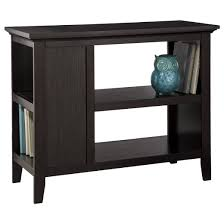 Storage Bookshelf Carson Sidekick Storage Bookcase Espresso Threshold Target