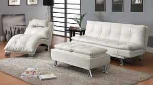 3pc Living Room Set Sofa Bed White Sofa Bed Futons Pinterest White Sofa Bed