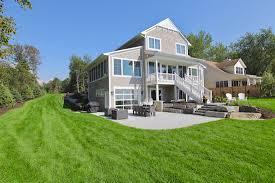 glenn beach house lake michigan lakefront home