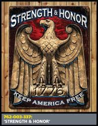misc decals bumper stickers 7 62 design strength honor sticker